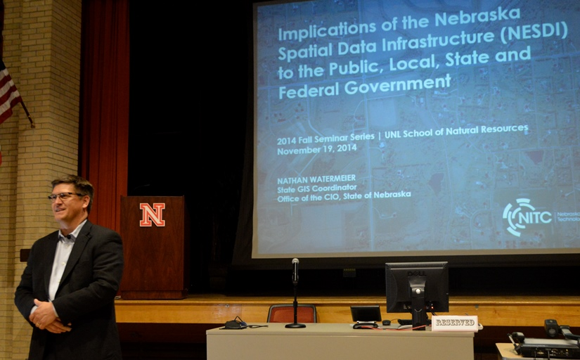 University of Nebraska GIS Day 2014