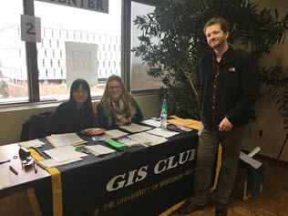 Univ of Wisconsin - Milwaukee GIS Day 2017