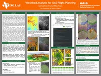 Samuel Levin Viewshed Analysis for UAS Flight Planning
